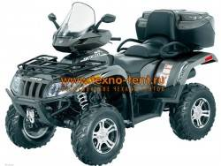 Чехол для квадроцикла Arctic Cat TRV 550 Limited ПРЕМИУМ