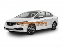 Тент для автомобиля Honda Civic 4D СТАНДАРТ