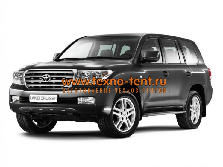 Тент для автомобиля Toyota Land Cruiser 200 СТАНДАРТ
