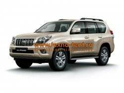 Тент для автомобиля Toyota Land Cruiser Prado СТАНДАРТ