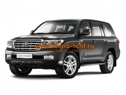 Тент для автомобиля Toyota Land Cruiser 200 ПРЕМИУМ